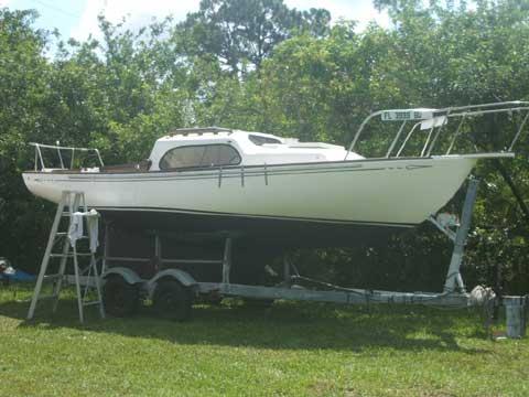 Islander 24, 1962 sailboat