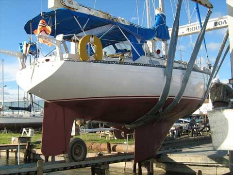 Islander 36, 1973 sailboat