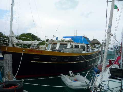 Island Trader, 46', 1988 sailboat