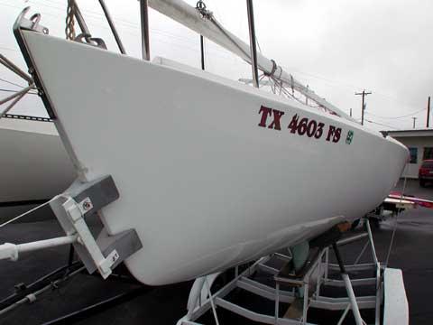 J/22 sailboat