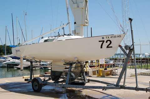 J22, 1988 sailboat