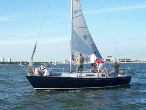 J 29 Sailboat For Sale