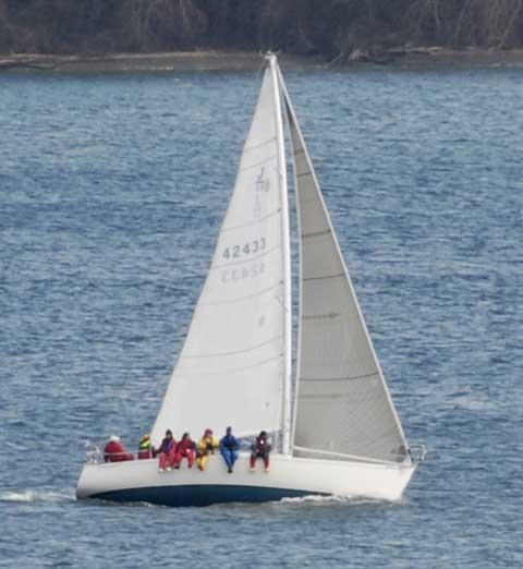 J 33 Sailboat For Sale