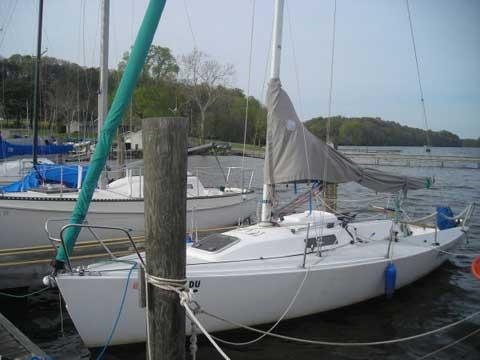 J/80 sailboat