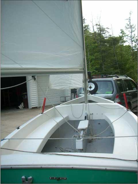 Jester 12' 1976 sailboat