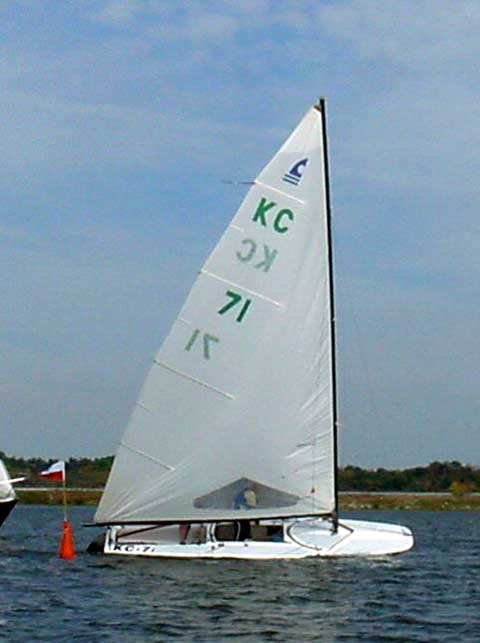 Sailboat Trailer For Sale >> Johnson C-Scow sailboat for sale