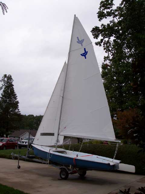 Foam Padding Roll >> JY 15, 1997, Tunnel Hill, Georgia sailboat for sale, yacht for sale