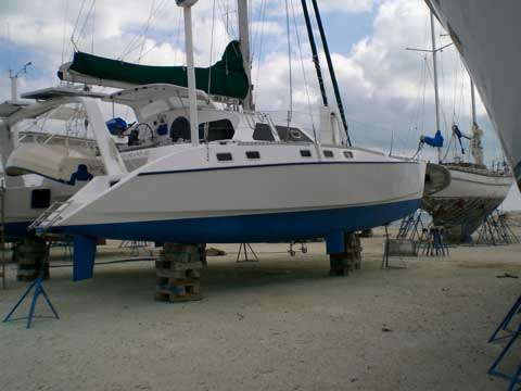 Kelsall Suncat 40 Catamaran, 1995 sailboat