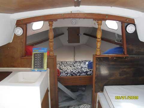 Kittiwake 23, 1973 sailboat
