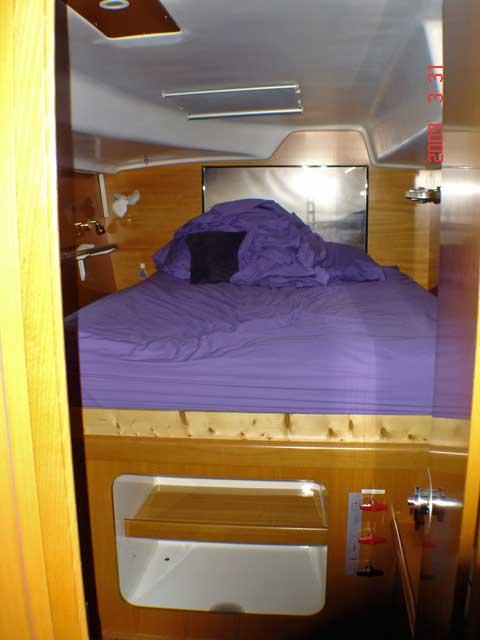 Lagoon 380 sailboat