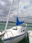 1984 Laguna 26 sailboat