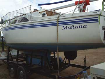 1983 Laguna 26