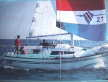 Lancer sailboats