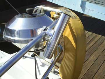 1983 Lancer 27 Powersailer sailboat