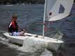 1987 Laser sailboats