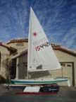 1994 Laser sailboats
