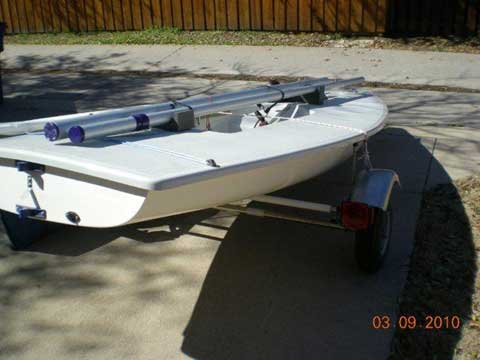 Laser Pro, 2008 sailboat