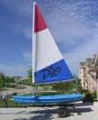 2005 Laser Pico sailboat