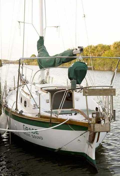 Liberty 28 sailboat