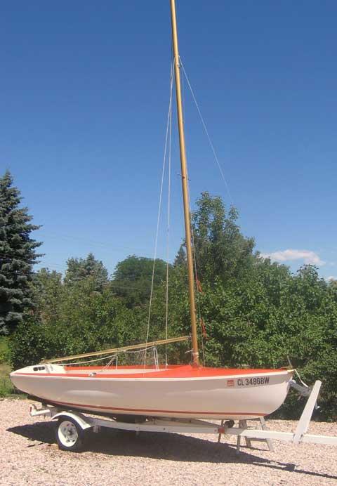 Lido 14, 1985 sailboat
