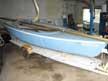 1962 Lido 14 sailboat