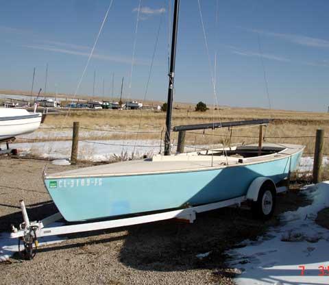 Lightning Sailboat For Sale