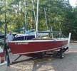 1967 Newport Lightning sailboat