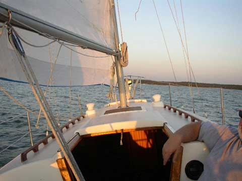 Lippincott 30 sailboat