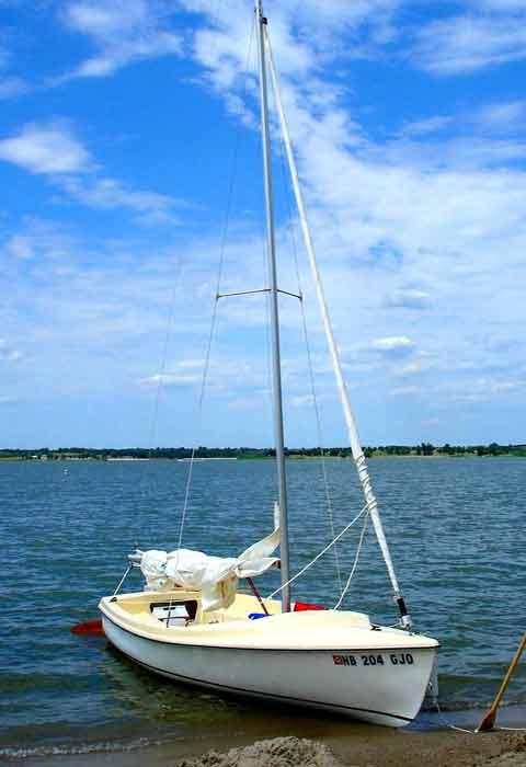 Lockley Newport 18 Sailboat For Sale