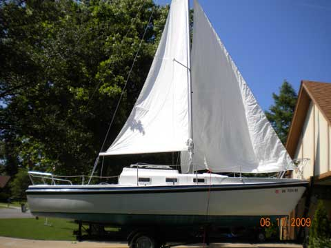 Luger 26 Sailboat For Sale