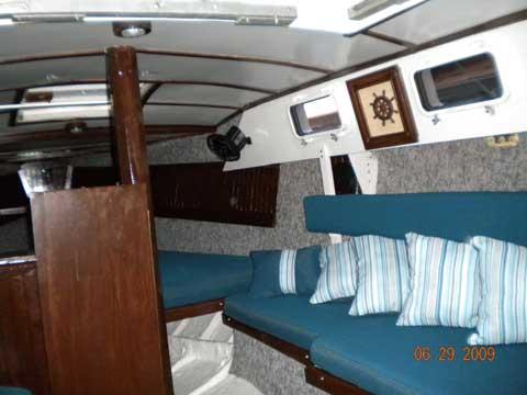 4 Foot Led Lights >> Luger 26 sailboat for sale