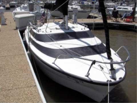 1994 Macgregor Powersailor 19 Sailboats
