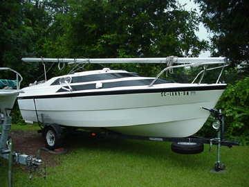 MacGregor 19, 1994, Jacksonville, North Carolina, sailboat for ...