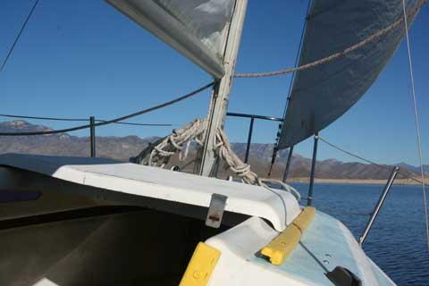 Macgregor 21 sailboat