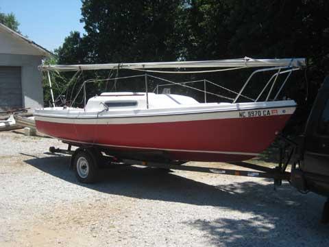 Macgregor 21, 1979 sailboat