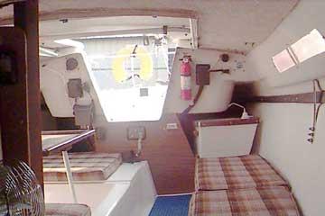 1982 Macgregor 22 sailboat