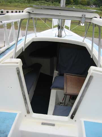 Macgregor 22 Sailboat For Sale