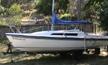 1988 Macgregor 26D sailboat