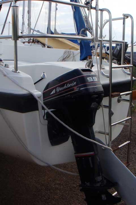 Macgregor 26, 1993 sailboat