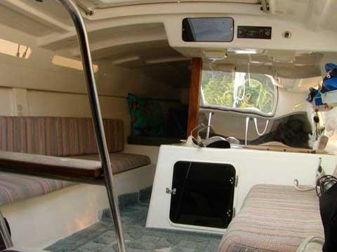 Macgregor 26S, 1990 sailboat