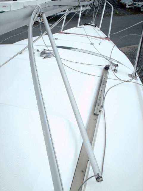 Macgregor 26X, 1997 sailboat