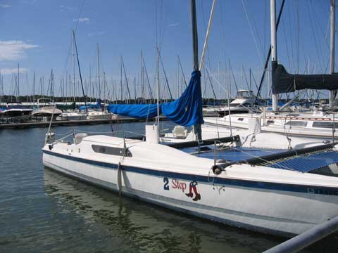 Trailerable catamaran - Page 2 - Boat Design Forums