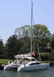 1998 Maine Cat 30 sailboat