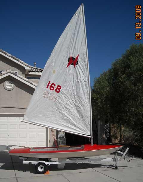Chrysler Man O War sailboat for sale