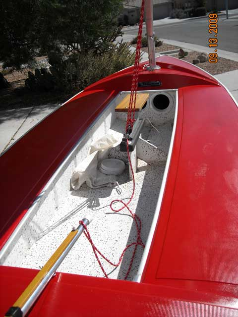Chrysler Man O War sailboat for sale
