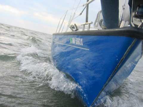 Marieholm 32 sailboat