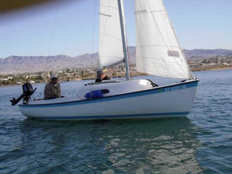 Mariner 19 2 2 Sailboat For Sale