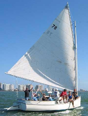 1973 Marshall 22 sailboat