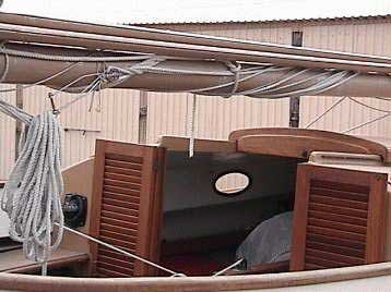 Marshall Sanderling 18 Catboat