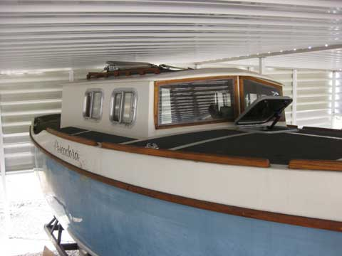 Matrix Marine 27 sailboat